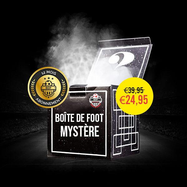 Abonnement Boîte de foot mystère