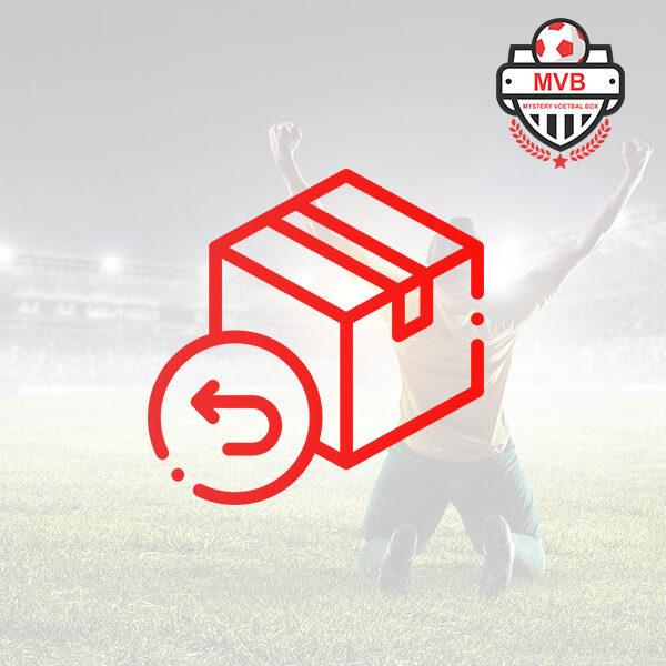 Mystery Voetbal Box - Retour