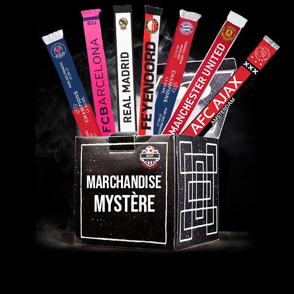 Boîte mystère de marchandise