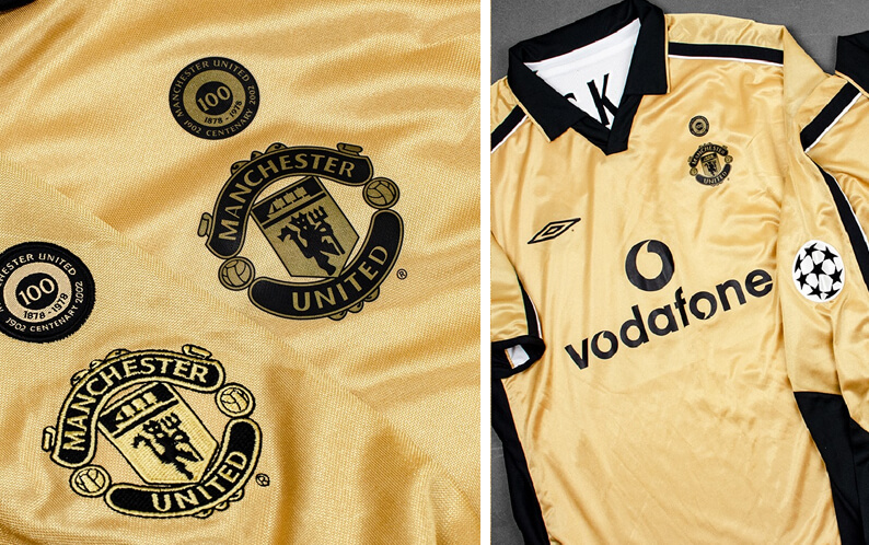 Manchester United FC Jersey